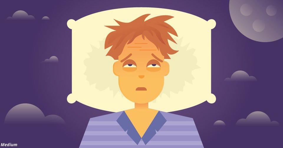 10 привычек, которые мешают вам хорошенько выспаться