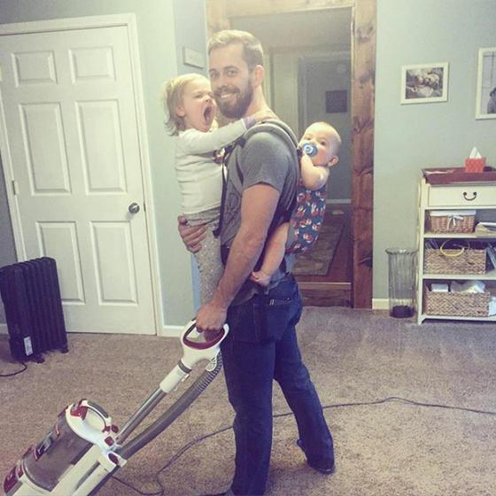 27 фото о том, почему мужчины могут быть папами, а не просто самцами