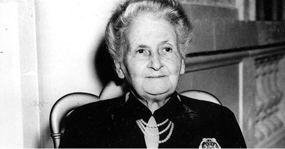 19 заповедей Марии Монтессори   величайшего педагога в истории!