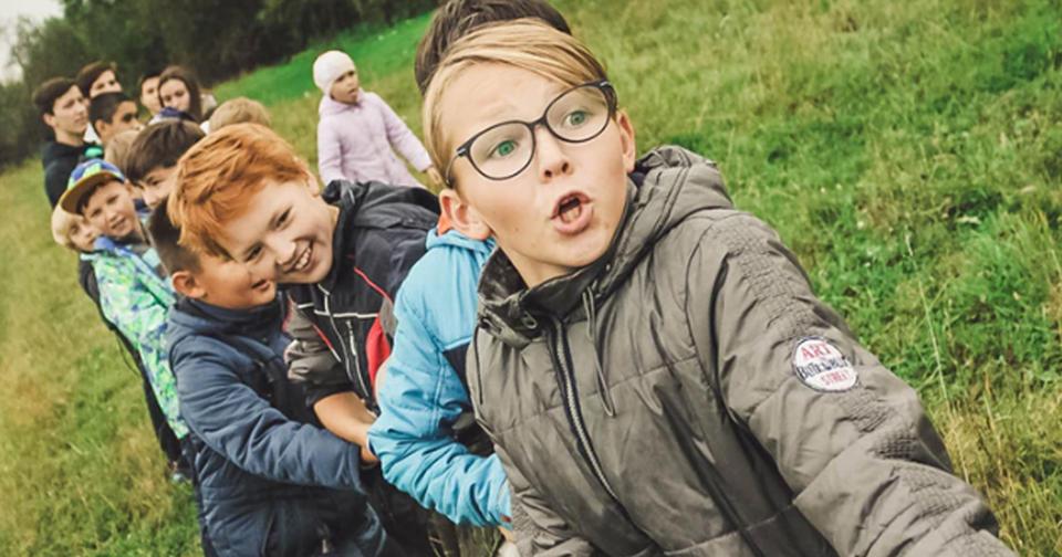 9 веселых игр, которые позволят воспитать эмоционально сильных детей