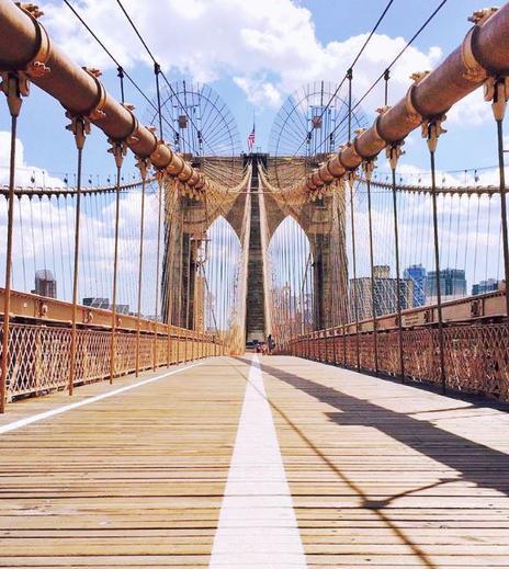 10 известных мировых достопримечательностей в Instagram и в реальности