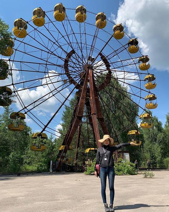 Звезды Инстаграма теперь едут в Чернобыль, чтобы их все лайкали. Это так глупо...