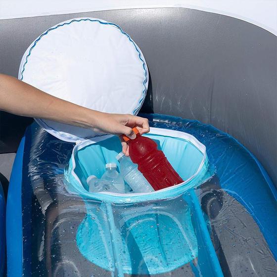 Надувная лодка Amazon поможет вам почувствовать себя миллионером