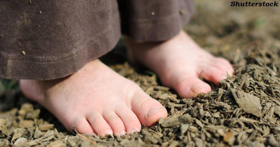 Дети должны быть босыми минимум 9 первых месяцев жизни, и вот почему