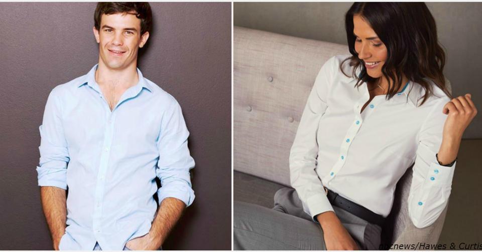 Вот почему пуговицы на женских и мужских рубашках находятся на разных сторонах