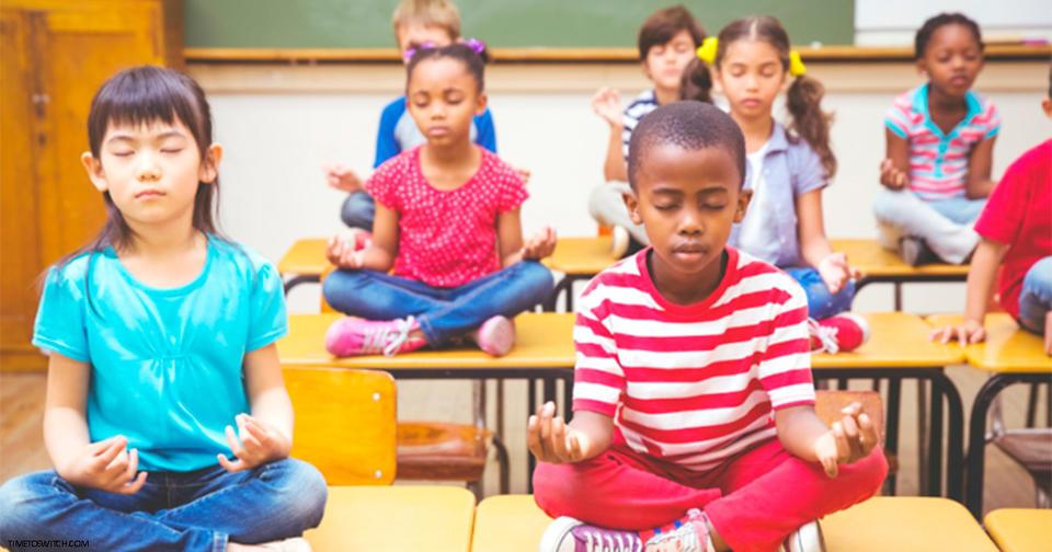 Уроки осознанности и медитации стали обязательным в 370 школах Англии