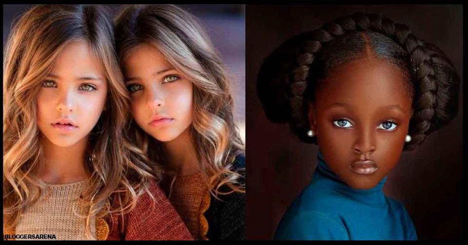 12 детей со всего мира, которые очаровали всех своей красотой
