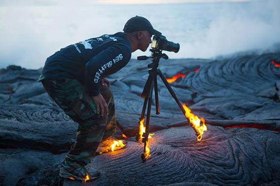 27 фотографов, которые готовы рискнуть жизнью ради идеального кадра