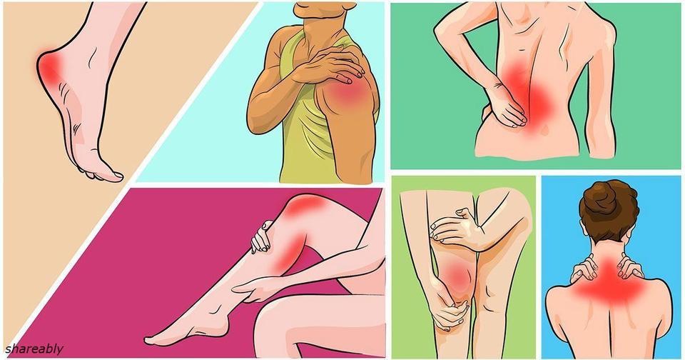 9 действенных домашних средств для лечения мышечной боли