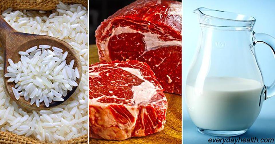 7 продуктов, которые вызывают накопление слизи в организме