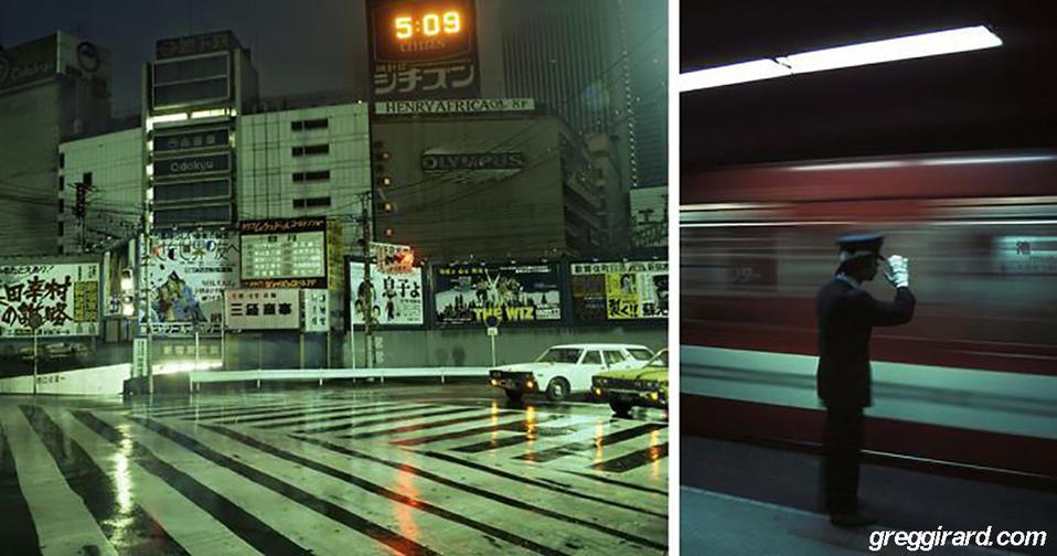 Токио в 1970-х, «самый быстрый город в мире» - каким он был в то странное время