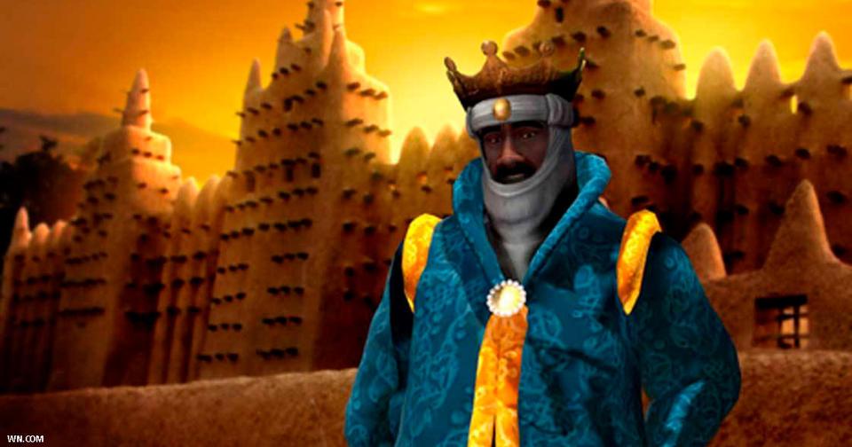 Самый богатый человек в истории   африканский король, а не Билл Гейтс