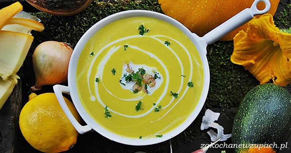Летний суп пюре из кабачков: легкий, нежный и нравится детям