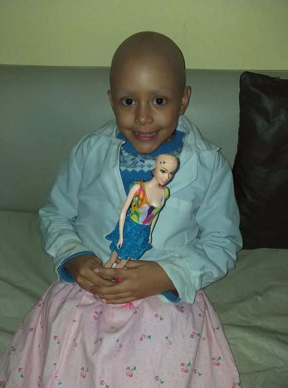 8-летняя девочка перенесла 52 сеанса химиотерапии, но всё-таки победила рак