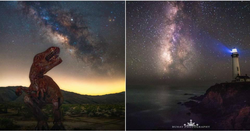 27 раз, когда кто то посмотрел на небо   и увидел что то потрясающее