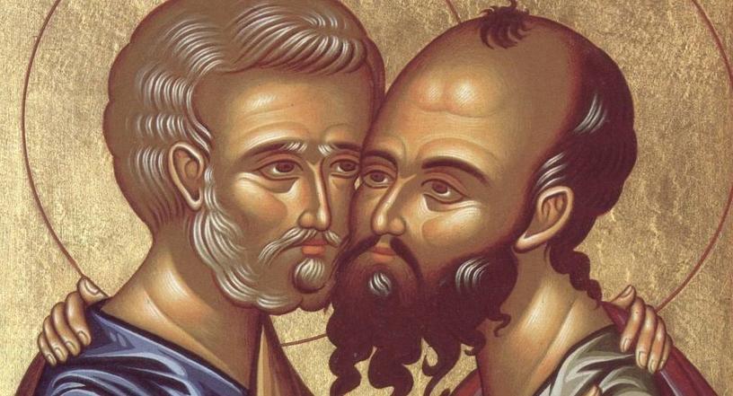 12 июля — праздник апостолов Петра и Павла. Вот народные приметы, о которых нужно знать