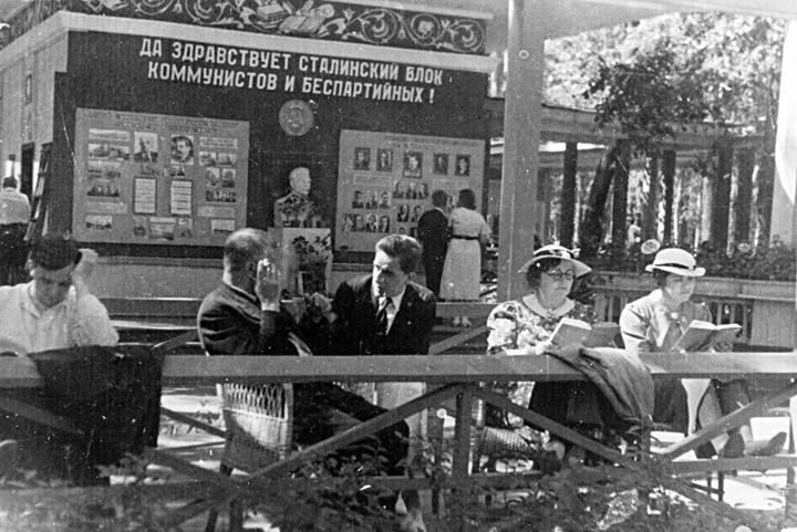 Эти шутки были популярны во времена Сталина, хотя за них могли отправить в лагеря
