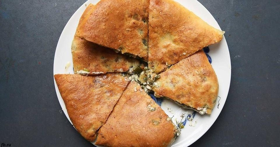 Рецепт осетинского мясного пирога, от которого многие сходят с ума
