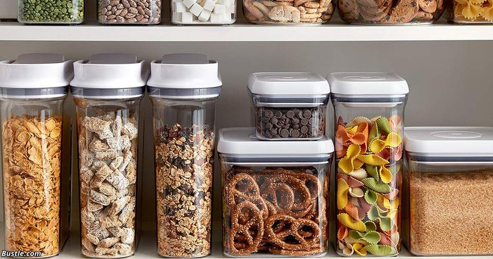 8 полезных советов о том, как правильно хранить продукты