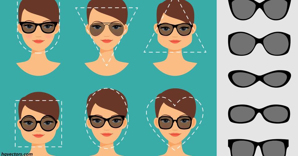 Вот как правильно подобрать очки по форме своего лица