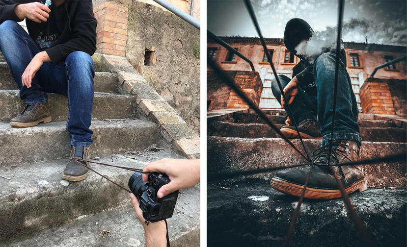 Крутой фотограф показал 12 трюков, которые можете повторить и вы