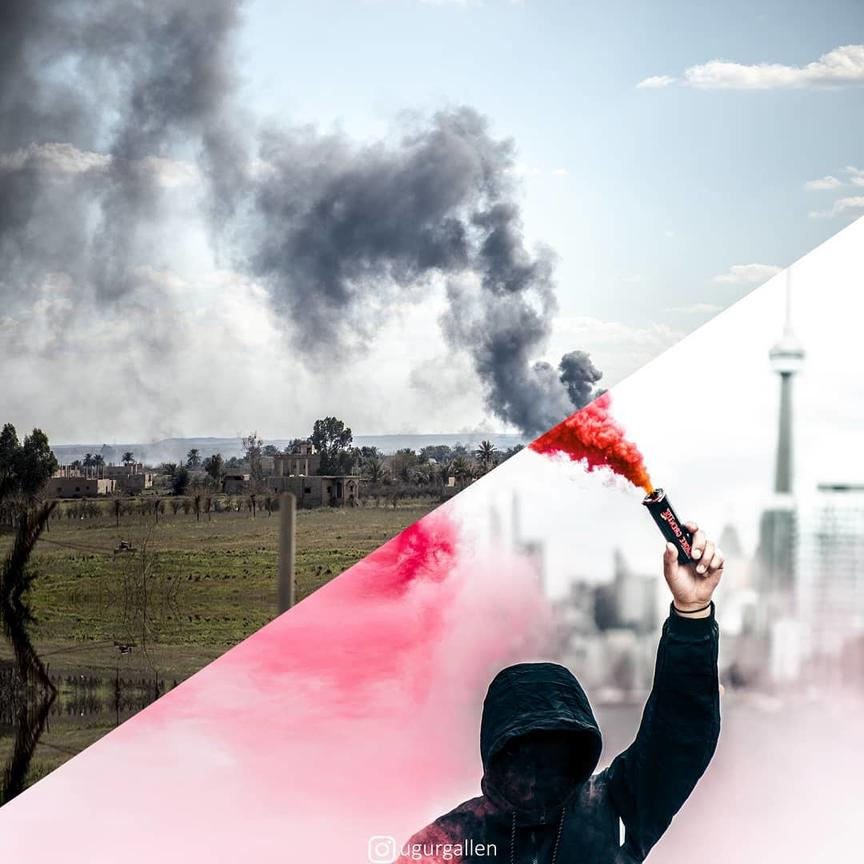 Мощный проект этого фотографа раскрывает суровую реальность, в которой мы живём