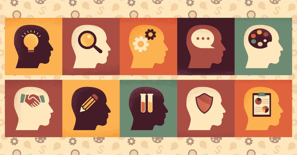 Потратьте минуту на этот тест, и узнайте свой тип личности