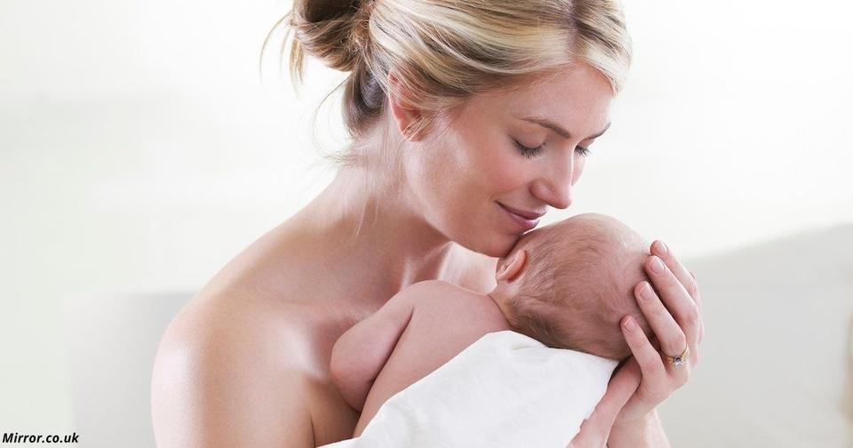 Запах головы новорождённых действует на женщин как наркотик. Вот почему