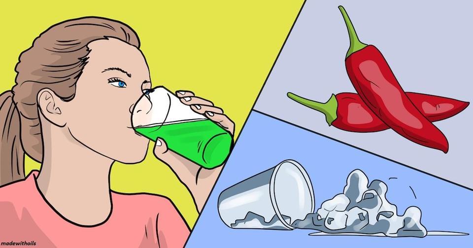 10 естественных способов восстановить метаболизм и похудеть