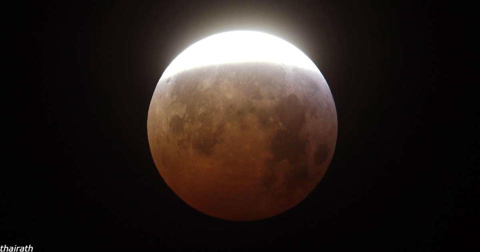 Вот что вам принесёт это лунное затмение, на основе вашего знака Зодиака