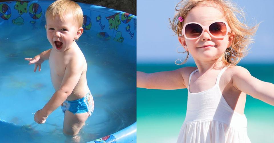 20 ужасных вещей, о которых мамы маленьких детей забывают летом