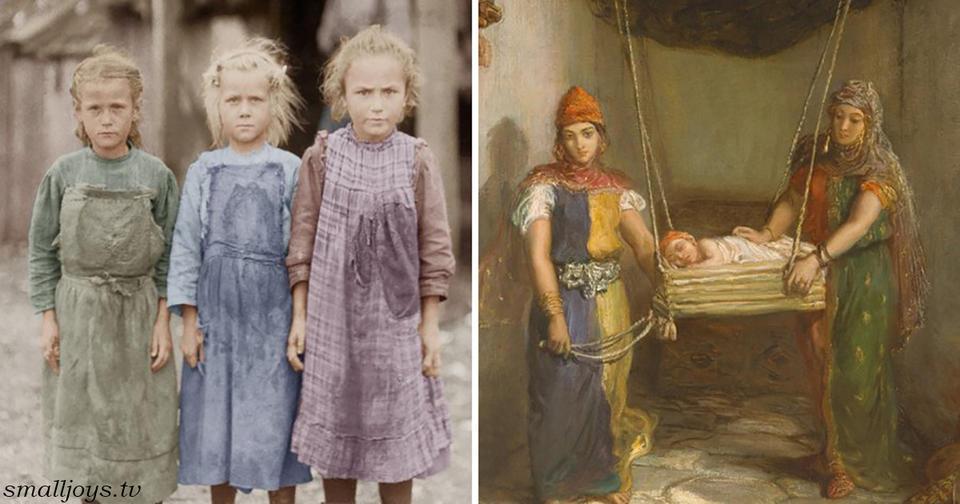7 абсурдных методов воспитания детей, которым следовали наши предки