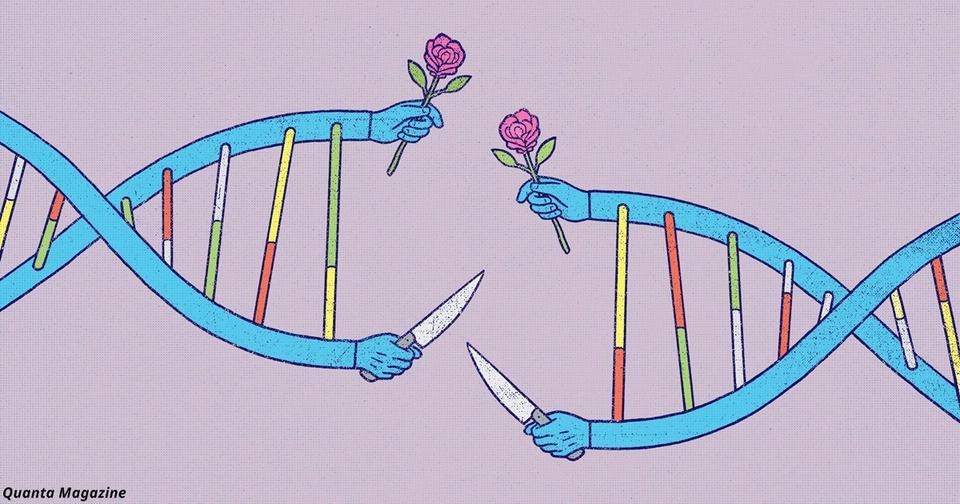 11 страшных генов, которые люди наследуют от своих родителей