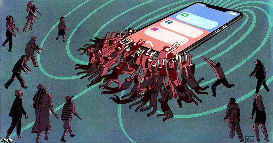 Зависимость от телефонов будут лечить как наркоманию — пока только в Италии