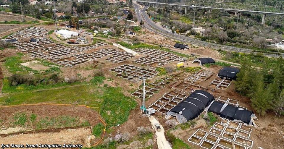 Археологи нашли новый древний город, которому минимум 9000 лет