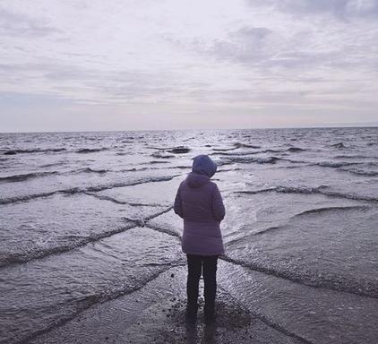 Немедленно выходите из воды, если на её поверхности появляются квадратные волны