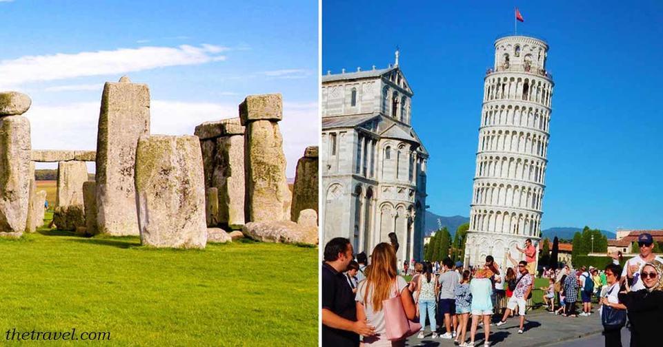 10 самых переоцененных туристических достопримечательностей в Европе