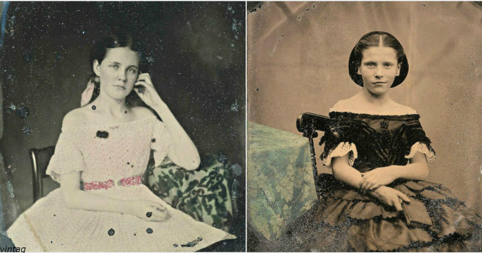 45 классных фото, которые показывают, как выглядели девочки подростки в 1850 х гг