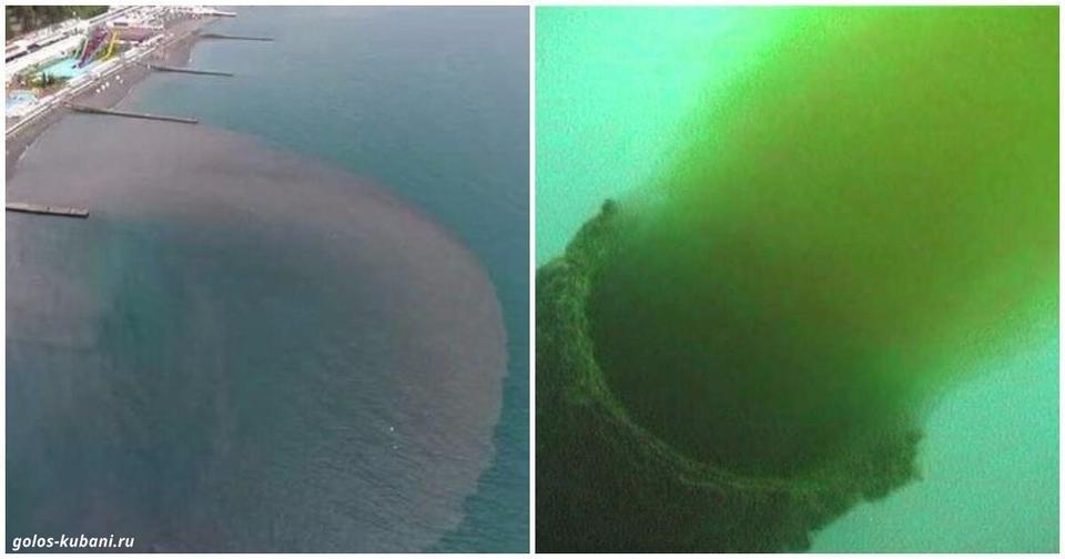 Фекальные ванны: в Чёрное море уже сливают канализационные воды