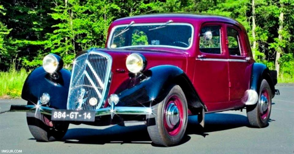 Топ 12 самых красивых автомобилей 1920 х и 1930 х годов