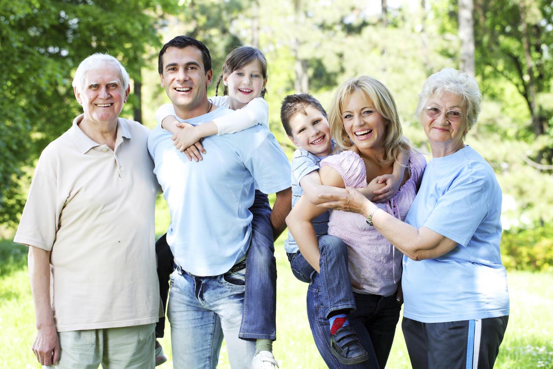 Семьи не идеальны, но они являются величайшим достоянием общества