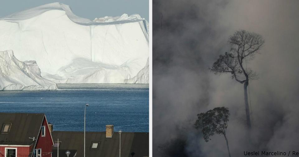Прямо сейчас мы переживаем резкую смену климата   просто не обращаем внимания