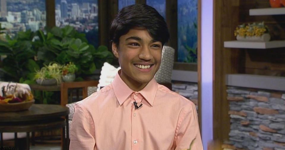 13 летний мальчик изобрел безопасный способ лечения рака поджелудочной железы