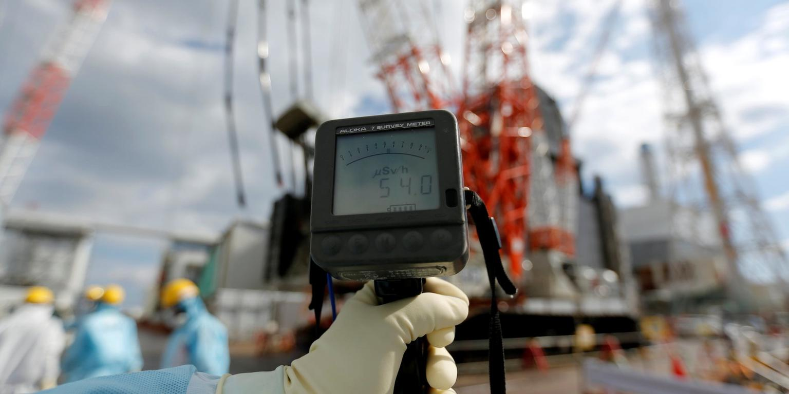 Радиоактивную воду с японской АЭС ″Фукусима″ просто сбросят в море