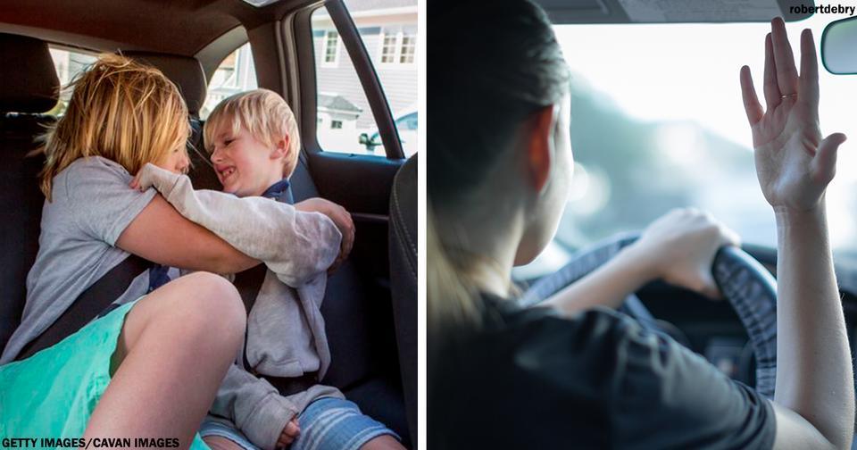 В Австралии теперь будут штрафовать родителей, отчитывающих детей за рулем