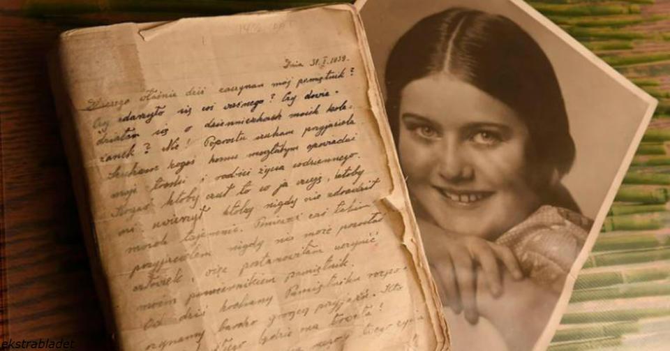 Нацисты застрелили ее в 1942 м. Через 70 лет публикуют ее дневник