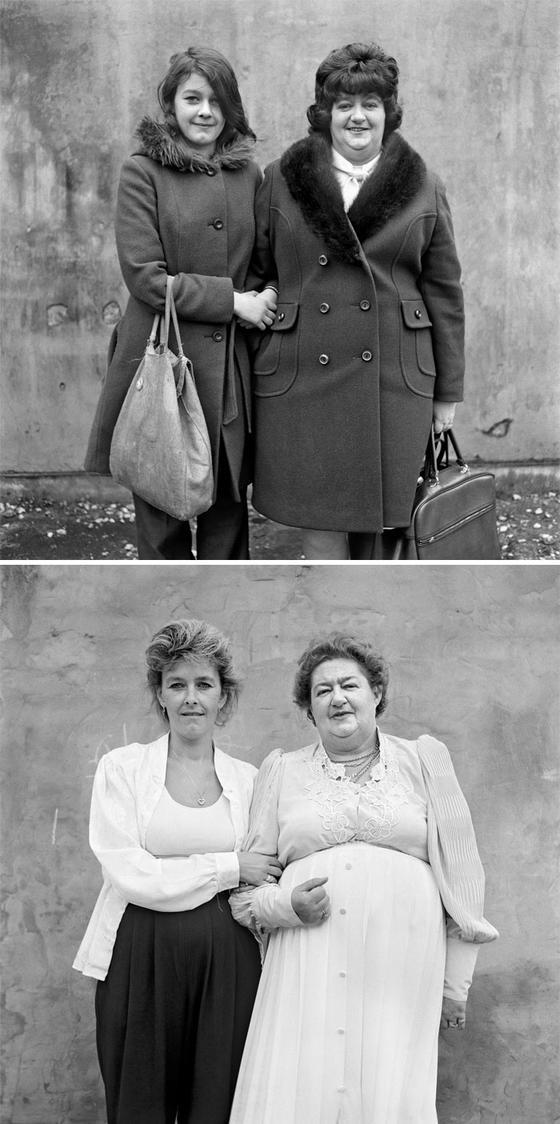 17 фото ″До″ и ″После″ о том, как сильно могут измениться люди за 20 лет