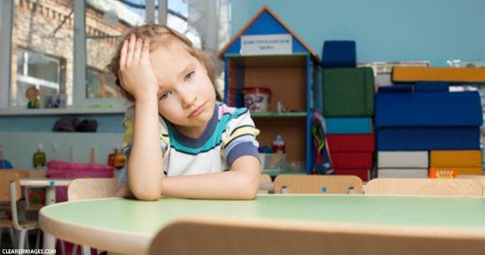 Когда детский стресс вызван суетой родителей...