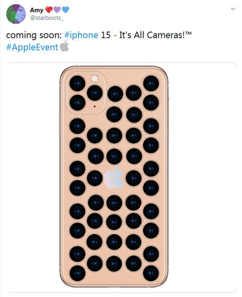 Новые iPhone 11 вызывают страх у людей с трипофобией. Вот почему