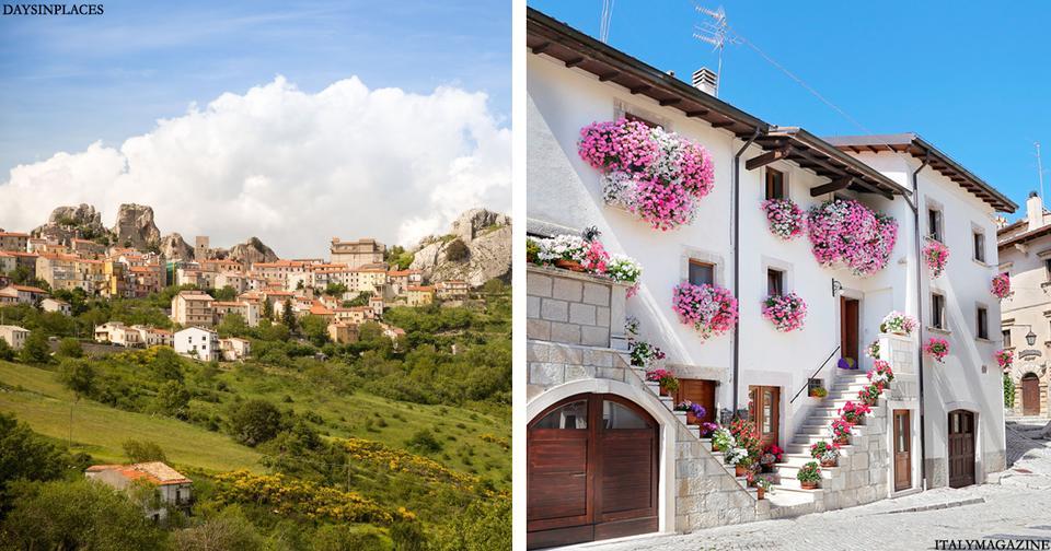 Все эти итальянские города заплатят вам  000 за переезд